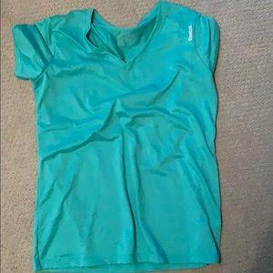 Reebok work out tee shirt